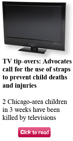 A & H Childproofers mentioned in Chicago Tribune